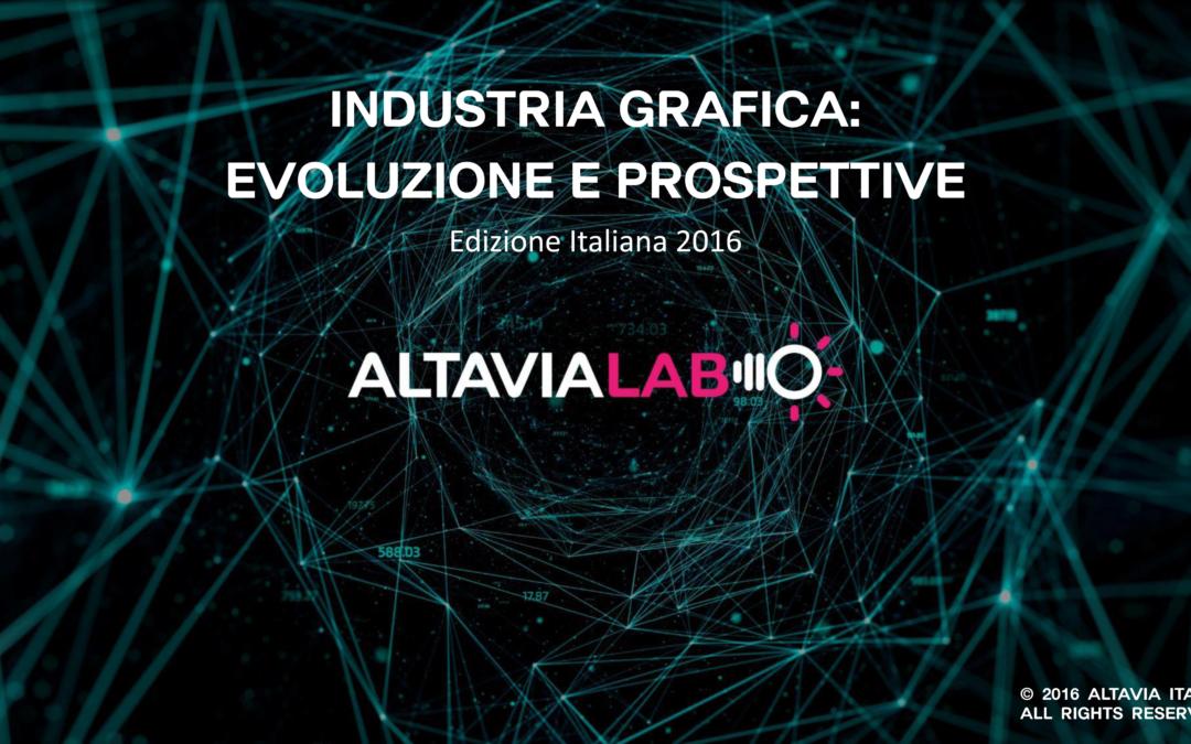AltaViaLab: Evoluzione e Prospettive nell'Industria Grafica