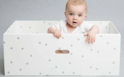 I neonati in Scatola – Arriva la BabyBox