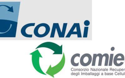 Aumento Contributo Ambientale CONAI per Carta e Cartone