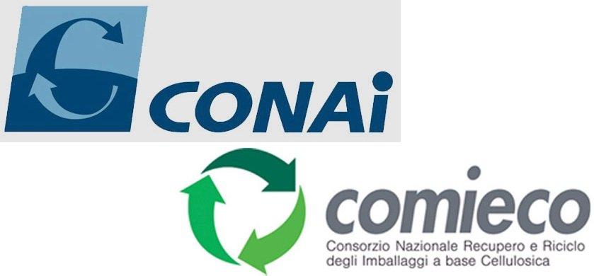 Aumento Contributo Ambientale CONAI per Carte e Cartone